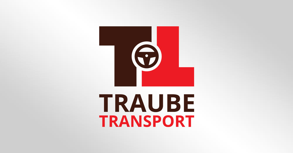 Portfolio - logo Traube Transport